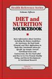 Diet and Nutrition Sourcebook : Basic Information about Nutrition, Including the Dietary Guidelines for Americans, the Food Guide Pyramid and More, , 0780800842