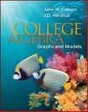 College Algebra : Graphs and Models, Coburn, John W. and Herdlick, J. D., 0077430840