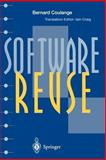 Software Reuse, Coulange, Bernard, 3540760849