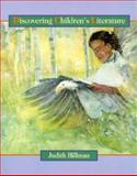 Discovering Children's Literature, Hillman, Judith, 0023550856