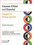 Tangos for String Quartet, Jeremy Cohen, 1890490857