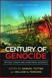 Century of Genocide, Samuel Totten, 0415990858
