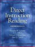 Direct Instruction Reading, Carnine, Douglas W. and Silbert, Jerry, 0135020859