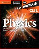 Breakthrough to CLIL for Physics, David Sang and Timothy Chadwick, 1107680859