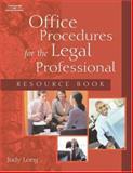 Legal Professional Rsrce Book, Long, Sara, 140184085X