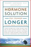 The Hormone Solution, Thierry Hertoghe, 1400080851