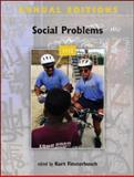 Social Problems 11/12, Finsterbusch, Kurt, 0078050855