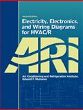 Electricity, Electronics, and Wiring Diagrams for HVAC/R, Mahoney, Edward F. and ARI Staff, 0131190857