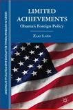 Limited Achievements : Obama's Foreign Policy, Laïdi, Zaki, 1137020857