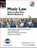 Music Law, Richard W. Stim, 1413300855