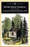 A Year in Thoreau's Journal, Henry David Thoreau, 0140390855