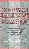 Confession Brings Possession, Don Gossett, 0883680858