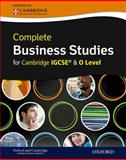 Complete Business Studies for Cambridge IGCSE and O Level, Brian Titley, 0198310862