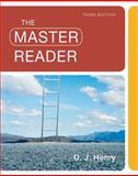 The Master Reader, Henry, D. J., 0205780865