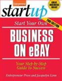 Start Your Own Business on EBay, Lynn, Jacquelyn and Entrepreneur Press Staff, 1599180863