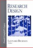 Research Design : Donald Campbell's Legacy, , 0761910867