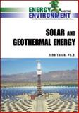 Solar and Geothermal Energy, Tabak, John, 0816070865