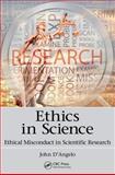 Ethics in Science, John D'Angelo, 1439840865