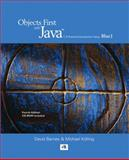 Objects First with Java : A Practical Introduction Using BlueJ, Barnes, David J. and Kolling, Michael, 0136060862