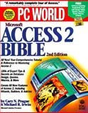 PC World Microsoft Access 2 Bible, Prague, Cary N., 1568840861