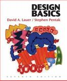 Design Basics, Lauer, David A. and Pentak, Stephen, 0495500860