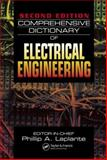 Comprehensive Dictionary of Electrical Engineering, Laplante, Phillip A., 0849330866