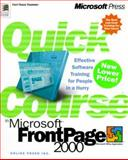 Quick Course in Microsoft FrontPage 2000, Online Press, Inc. Staff, 073561086X
