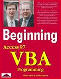 Access 97 VBA Programming, Sussman, Dave, 1861000863