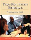 Texas Real Estate Brokerage: A Management Guide, Laurel Mcadams and John E. Cyr, 1427770867
