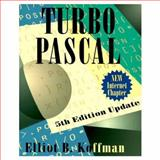 Turbo Pascal Web-Update, Koffman, Elliot B., 0201350866