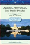 Agendas, Alternatives, and Public Policies, Update Edition, with an Epilogue on Health Care, John W. Kingdon, 020500086X