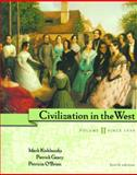 Civilization in the West 1955-Present, Kishlansky, Mark, 0321070860