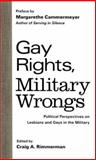 Gay Rights, Military Wrongs, , 0815320868