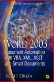 Word 2003, Scott Driza, 1556220863