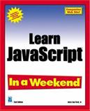Learn JavaScript in a Weekend, Ford, Jerry Lee, Jr., 159200086X