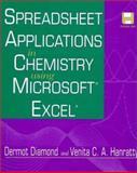 Spreadsheet Applications in Chemistry Using Microsoft Excel, Diamond, Dermot and Hanratty, Venita C. A., 0471140872
