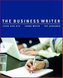 The Business Writer, Van Rys, John and Meyer, Verne, 0618370870