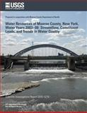 Water Resources of Monroe County, New York, Water Years 2003?08: Streamflow, Constituent Loads, and Trends in Water Quality, U. S. Department U.S. Department of the Interior, 1499550871