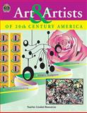 Art and Artists of 20th Century America, Linda A. Myers, 0743930878