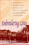 Embroidering Lives 9780791440872