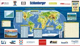 Global Deepwater Development Map, , 0984270876