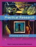 Practical Research : Planning and Design (with MyEducationLab), Leedy, Paul D. and Ormrod, Jeanne E., 0136100872