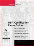 Oracle 8 Certified Professional DBA Certification Exam Guide, Couchman, Jason S., 0072120878