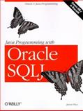 Java Programming with Oracle SQLJ, Price, Jason, 0596000871