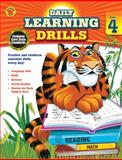 Daily Learning Drills, Grade 4, , 1483800873
