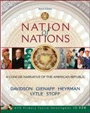 Nation of Nations : A Concise Narrative of the American Republic, Davidson, James West, 0072970871