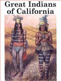 Great Indians of California, Mariano Vallejo and P. F. Palou, 0883880873