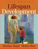 Lifespan Development, Boyd, Denise and Bee, Helen, 0205540872