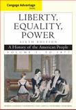 Liberty, Equality, Power Vol. 1 : A History of the American People - To 1877, Rosenberg, Norman and Johnson, Paul, 1111830878