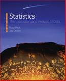 Statistics : The Exploration and Analysis of Data, Peck, Roxy and DeVore, Jay, 0495390879